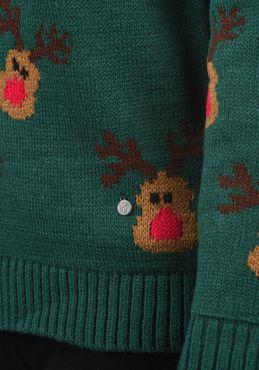 BLEND SHE Christel Weihnachtspullover – Bild 21