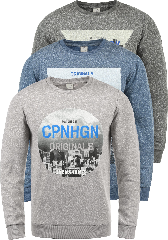 JACK & JONES Originals Photosnow Sweatshirt