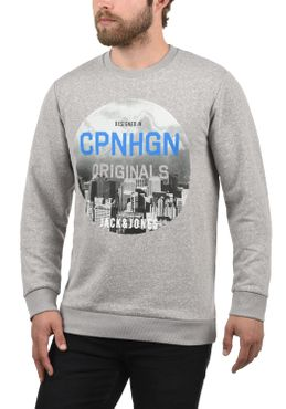 JACK & JONES Originals Photosnow Sweatshirt – Bild 3