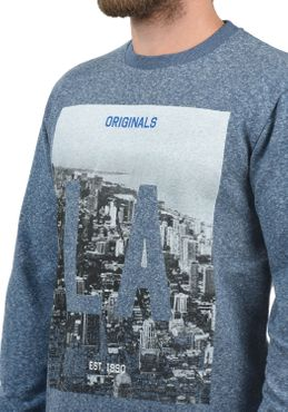 JACK & JONES Originals Photosnow Sweatshirt – Bild 13