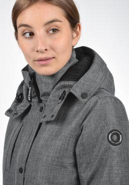 Desires Melody Damen Übergangsparka Parka Lange Jacke Gefüttert Mit Kapuze – Bild 18