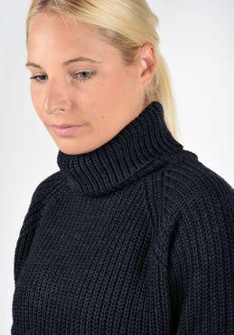 Jacqueline de Yong Romi Rollkragen Pullover Rolli Strickpullover Mit Rollkragen Oversized – Bild 12