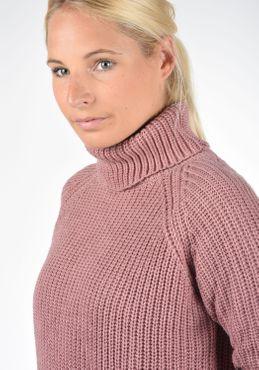 Jacqueline de Yong  Romi Rollkragen Pullover Rolli Strickpullover Mit Rollkragen Oversized – Bild 18