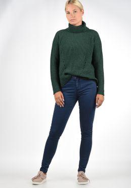 Jacqueline de Yong Romi Rollkragen Pullover Rolli Strickpullover Mit Rollkragen Oversized – Bild 21