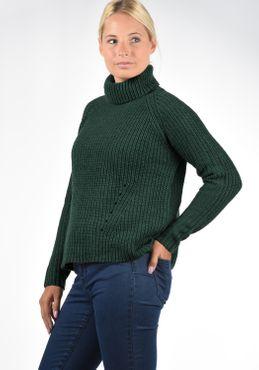Jacqueline de Yong  Romi Rollkragen Pullover Rolli Strickpullover Mit Rollkragen Oversized – Bild 22