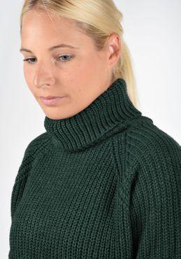 ONLY Romi Rollkragen Pullover Rolli Strickpullover Mit Rollkragen Oversized – Bild 24