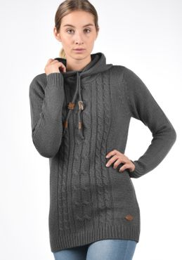DESIRES Cable Strickpullover – Bild 8