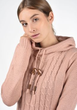 DESIRES Cable Strickpullover – Bild 20