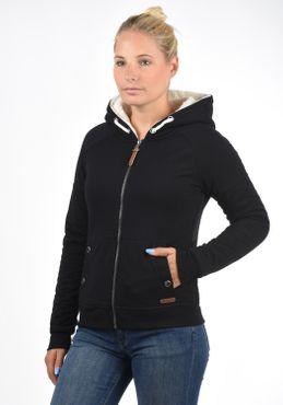 Desires Mandy Pile Damen Sweatshirt Pullover Pulli Mit Teddy-Futter – Bild 3
