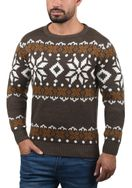 SOLID Norwig Strickpullover