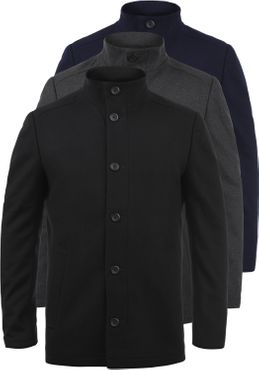 JACK & JONES Premium Jacinto Wollmantel – Bild 1