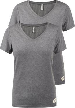 DESIRES Vanni T- Shirt 2er Pack – Bild 8