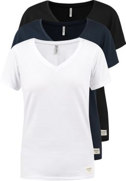 DESIRES Vanni T-Shirt 3er Pack – Bild 8