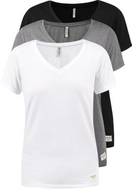 DESIRES Vanni T-Shirt 3er Pack – Bild 14