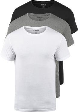SOLID Portas T-Shirt 3er Pack – Bild 14