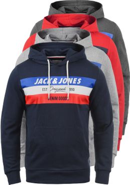 JACK & JONES Originals Sacho Kapuzenpullover – Bild 1