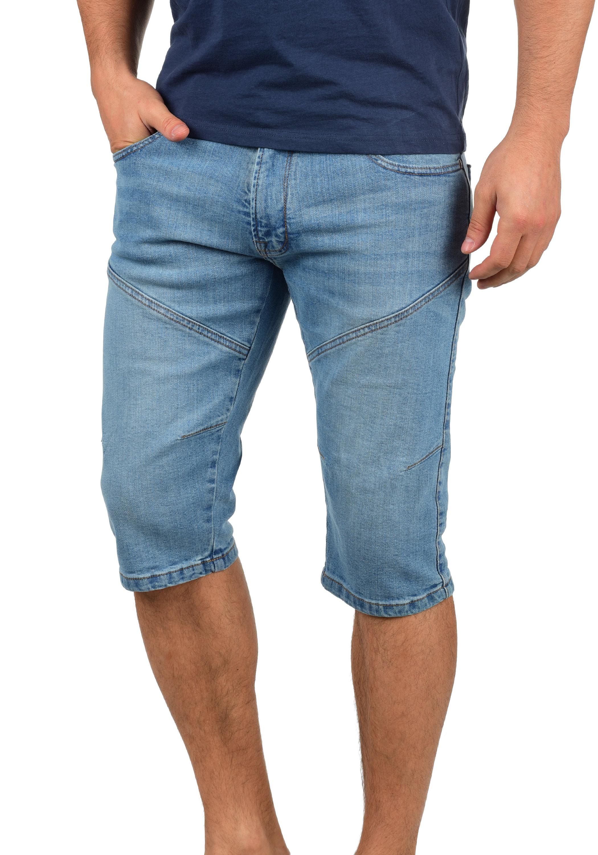 INDICODE Quentino Capri Jeans-Shorts