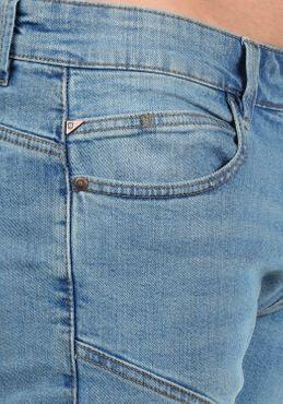 INDICODE Quentino Capri Jeans-Shorts – Bild 4