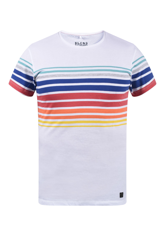 Blend Herren T-Shirt Kurzarm Shirt 20709617