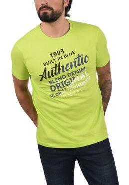 Blend Herren T-Shirt Kurzarm Shirt 20709758 – Bild 2