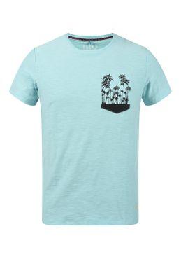 Blend Herren T-Shirt Kurzarm Shirt 20709797 – Bild 1