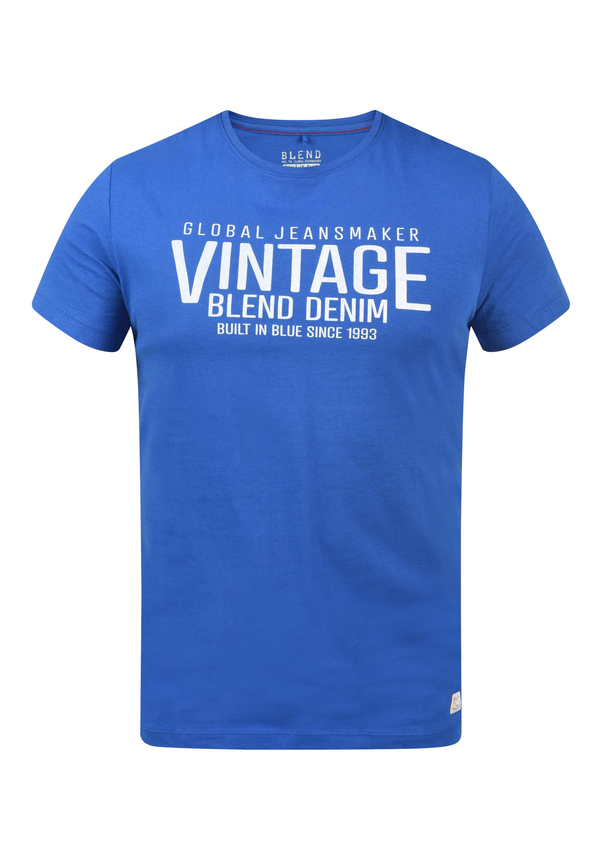 Blend Herren T-Shirt Kurzarm Shirt 20709800