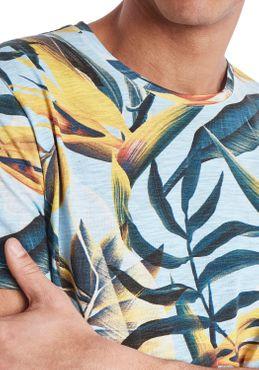 Blend Herren T-Shirt Kurzarm Shirt 20710151 – Bild 4