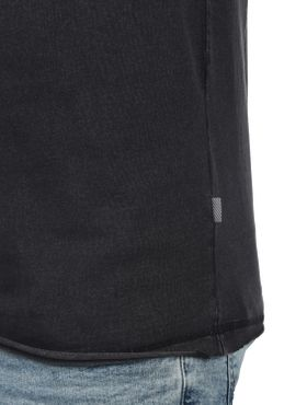Solid Herren T-Shirt Kurzarm Shirt 21103970 – Bild 4