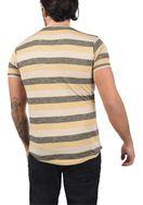 Solid Herren T-Shirt Kurzarm Shirt 21103974