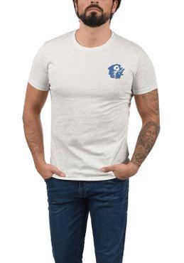 Solid Herren T-Shirt Kurzarm Shirt 21103981 – Bild 12