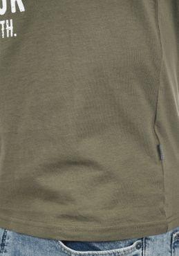 Solid Herren T-Shirt Kurzarm Shirt 21103983 – Bild 9