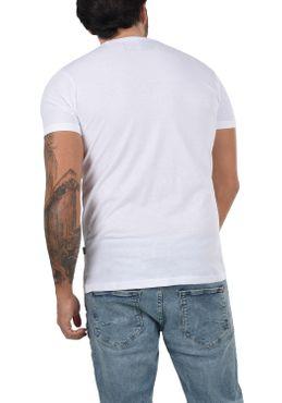 Solid Herren T-Shirt Kurzarm Shirt 21103983 – Bild 18