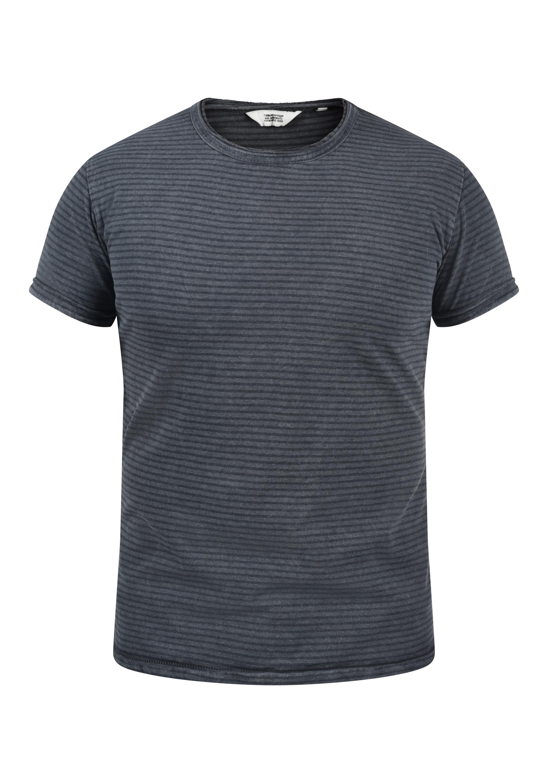 Solid Herren T-Shirt Kurzarm Shirt 21103995