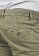 Solid Herren Jeans Shorts Kurze Denim Hose 21103930
