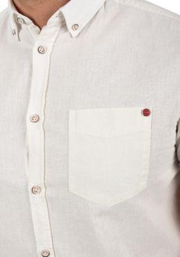 Solid Herren Kurzarmhemd Herrenhemd Hemd 21103903 – Bild 15
