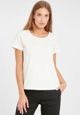 Fransa Damen T-Shirt Kurzarm Shirt 20603462 – Bild 5
