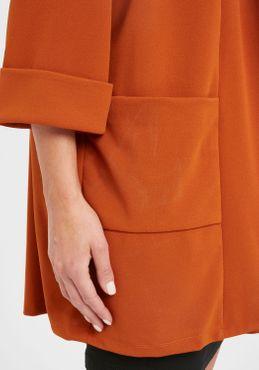 Fransa Damen Blazer Longblazer Jacke Cardigan 20606920 – Bild 3