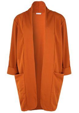 Fransa Damen Blazer Longblazer Jacke Cardigan 20606920 – Bild 6