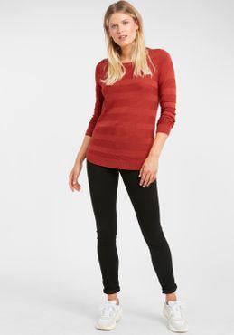 Fransa Damen Strickpullover Feinstrick Pullover 20608034 – Bild 7