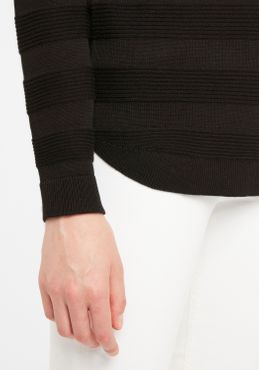 Fransa Damen Strickpullover Feinstrick Pullover 20608034 – Bild 15