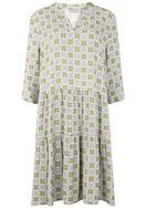 Fransa Damen Blusenkleid Lange Bluse Kleid 20608079