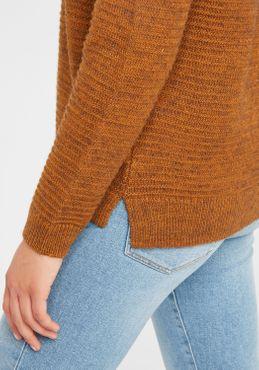 Fransa Damen Strickpullover Feinstrick Pullover 20608727 – Bild 10