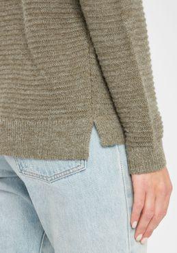 Fransa Damen Strickpullover Feinstrick Pullover 20608727 – Bild 15