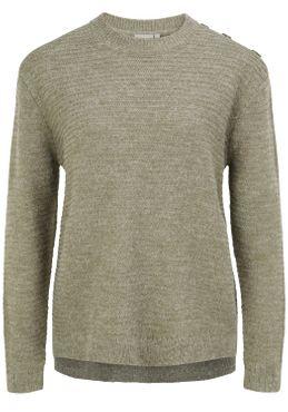 Fransa Damen Strickpullover Feinstrick Pullover 20608727 – Bild 18