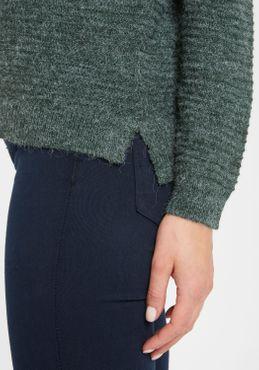 Fransa Damen Strickpullover Feinstrick Pullover 20608727 – Bild 21