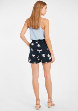 b.young Damen Chino Shorts Bermuda Kurze Hose 20807860 mit Blumenmuster – Bild 21