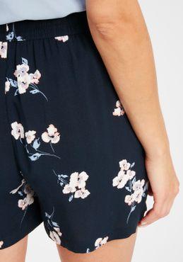 b.young Damen Chino Shorts Bermuda Kurze Hose 20807860 mit Blumenmuster – Bild 23