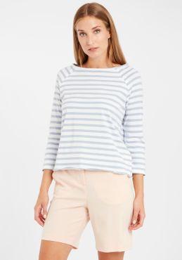 b.young Damen Longsleeve Langarmshirt Shirt 20808310 – Bild 23