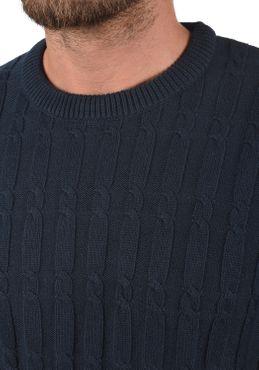 INDICODE Pauletta Herren Strickpullover Grobstrick Pullover – Bild 14