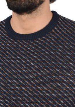 BLEND Calisto Herren Strickpullover Grobstrick Pullover – Bild 14
